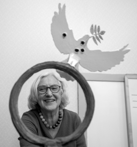 Ingeborg Breines i Viktoriahuset, Göteborg 2018 10 01 (1)